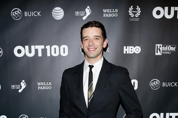Michael Urie Arrivals at the Out100 Awards in NYC