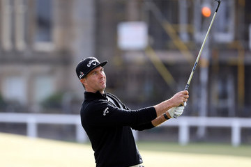 Michael Vaughan Alfred Dunhill Links Championship - Day One