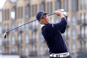 Michael Vaughan Alfred Dunhill Links Championship - Previews
