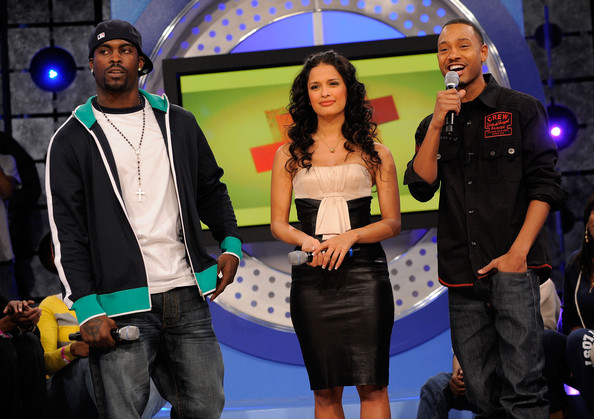 roxy 106 and park dating Rosci diaz fired from 'entertainment tonight' former bet 106 & park host rosci diaz has been fired after nearly two years on entertainment tonight.