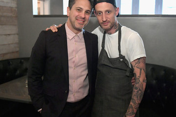 Michael Voltaggio Ted Baker London SS'18 Launch Dinner