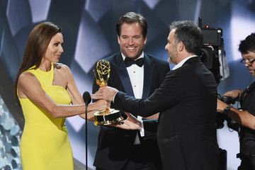 Michael Weatherly 68th Annual Primetime Emmy Awards - Show