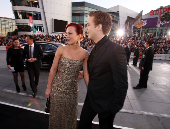 "Michael Welch - Premiere Of Summit Entertainment's ""The Twilight Saga: Breaking Dawn - Part 2"" - Red Carpet"