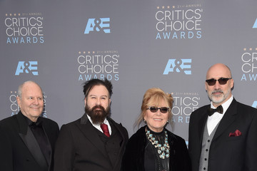 Michael Westmore The 21st Annual Critics' Choice Awards - Arrivals