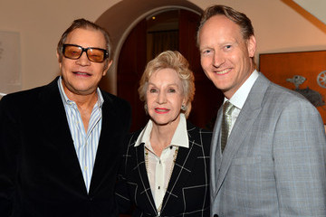 Michael York Inside the BritWeek Launch Party