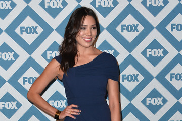 Michaela Conlin Arrivals at the Fox All-Star Party — Part 2