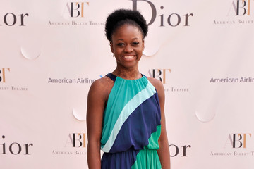 Michaela De Prince Celebs at the American Ballet Spring Gala