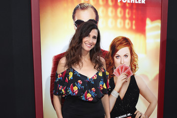 Michaela Watkins Premiere Of Warner Bros. Pictures' 'The House' - Arrivals