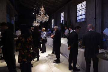 Michelangelo Save The Artistic Heritage - Vernissage Cocktail