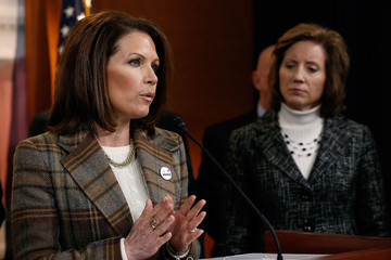Michele Bachmann House Republicans Discuss Supreme Court Case