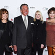 Michele Lee Mark Zunino Atelier Hosts Cocktail Reception Benefiting The Elizabeth Taylor AIDS Foundation