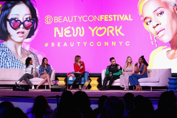 Michele Promaulayko Beautycon Festival NYC 2018 - Day 1