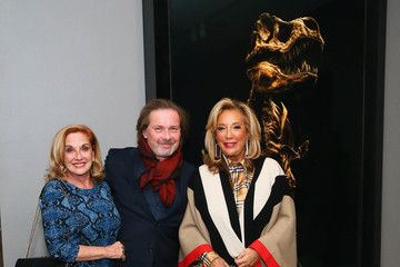 Michele Rella Christian Voigt 'Evolution' Launch Party At UNIX Gallery
