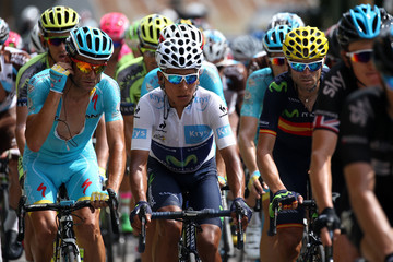 Michele Scarponi Le Tour de France 2015 - Stage Seventeen