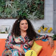 Michelle Buteau Celebrities Visit BuzzFeed's 'AM To DM' - September 16, 2019