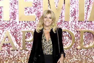 Michelle Collins 'Bohemian Rhapsody' World Premiere - Red Carpet Arrivals