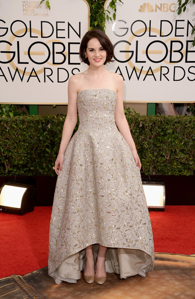 Golden Globes 2014 : My personal Best Dressed