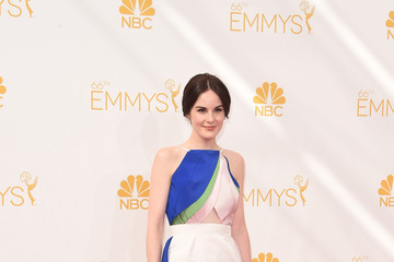 Michelle Dockery Arrivals at the 66th Annual Primetime Emmy Awards — Part 2