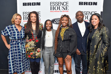 Michelle E. Banks ESSENCE House: Hollywood Edition