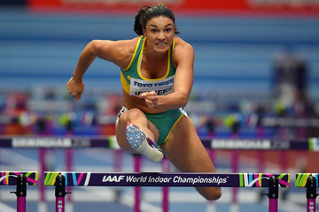 Michelle Jenneke IAAF World Indoor Championships - Day Two