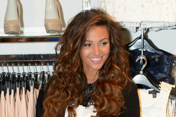 Michelle Keegan Michelle Keegan Launches BANK