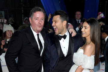 Michelle Keegan Mark Wright National Television Awards 2019 - Red Carpet Arrivals