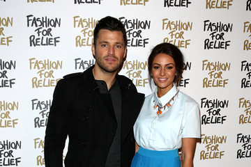 Michelle Keegan Mark Wright Arrivals at Fashion for Relief