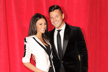 Michelle Keegan Mark Wright British Soap Awards - Red Carpet Arrivals