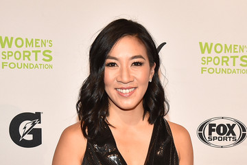 Michelle Kwan 37th Annual Salute to Women in Sports - Arrivals