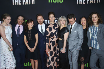 Michelle Monaghan Aaron Paul Premiere of Hulu's 'The Path' - Arrivals