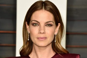 Michelle Monaghan Arrivals at the Elton John AIDS Foundation Oscars Viewing Party — Part 5