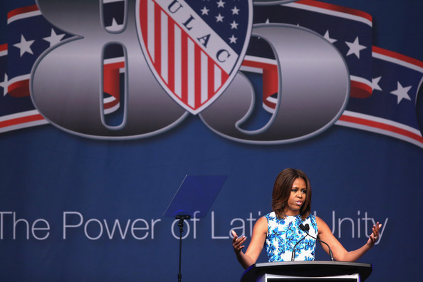 FLOTUS: POTUS Will Do As Much As He Can To Slow Deportations