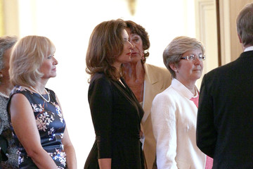 Lauren Harper Michelle Obama Hosts G-8 Spouses On A Tour Of The White House