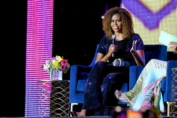 Michelle Obama 2019 ESSENCE Festival Presented By Coca-Cola - Louisiana Superdome- Day 2