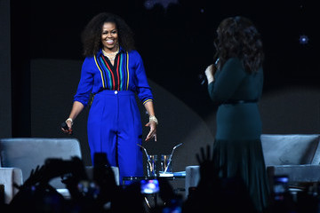 Michelle Obama Oprah's 2020 Vision: Your Life In Focus Tour With Special Guest Michelle Obama