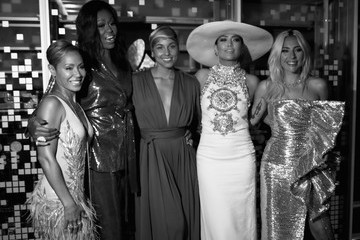 Michelle Obama 61st Annual Grammy Awards - Backstage