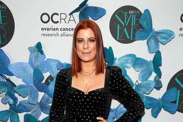 Michelle Pesce Ovarian Cancer Research Alliance Presents Style Lab At Gotham Hall NYC, Hosted By Maggie Gyllenhaal And Kate Mara