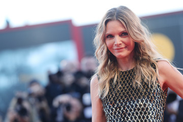 Michelle Pfeiffer 'Mother!' Venice Film Festival Gala Screening And World Premiere