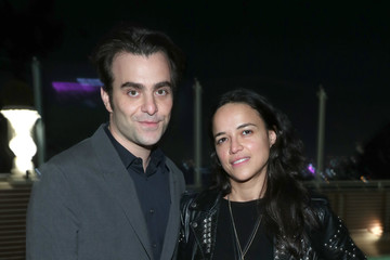 Michelle Rodriguez Paramount Pictures' Jim Gianopulos Hosts a Special Event with Stars from the Studio's Films