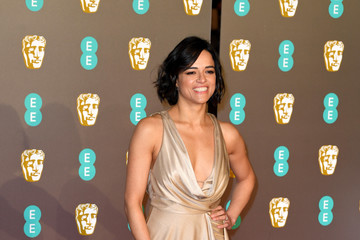 Michelle Rodriguez EE British Academy Film Awards - Red Carpet Arrivals