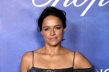 Michelle Rodriguez 2020 Hollywood For The Global Ocean Gala Honoring HSH Prince Albert II Of Monaco - Arrivals