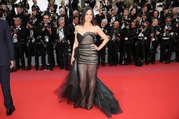 Michelle Rodriguez 'Solo: A Star Wars Story' Red Carpet Arrivals - The 71st Annual Cannes Film Festival