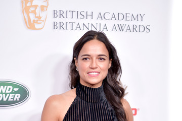 Michelle Rodriguez 2018 British Academy Britannia Awards Presented By Jaguar Land Rover And American Airlines - Arrivals