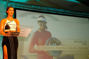 Michelle Wie LPGA Rolex Players Awards