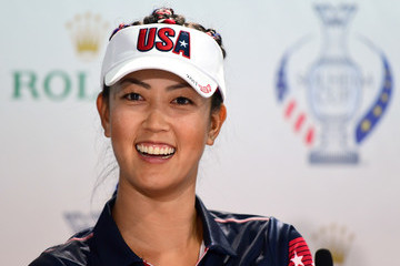Michelle Wie The Solheim Cup - Preview Day 3