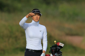 Michelle Wie Ricoh Women's British Open: Day 1