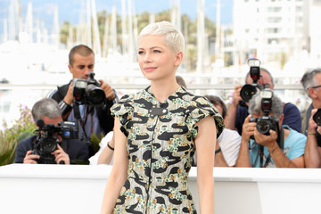 "Michelle Williams ""Wonderstruck"" Photocall - The 70th Annual Cannes Film Festival"