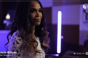 Michelle Williams An Evening with CARE, Celebrating the 75th Anniversary of the CARE Package