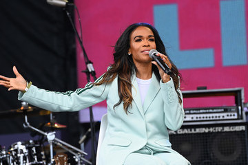 Michelle Williams 2021 ESSENCE Festival Of Culture Presented By Coca-Cola - Week 2 Preview