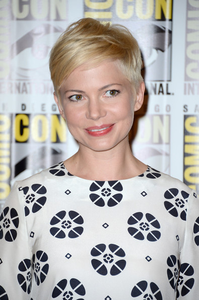 "Michelle Williams - Walt Disney Studios: ""Frankenweenie,"" ""Wreck It Ralph"" And ""Oz"" Press Line - Comic-Con International 2012"